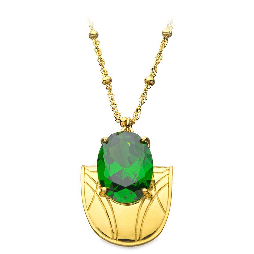 Loki Chestplate Pendant Necklace by RockLove