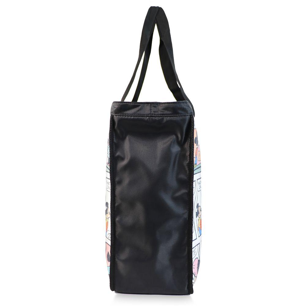 Mickey Mouse Comic Strip Tote Bag