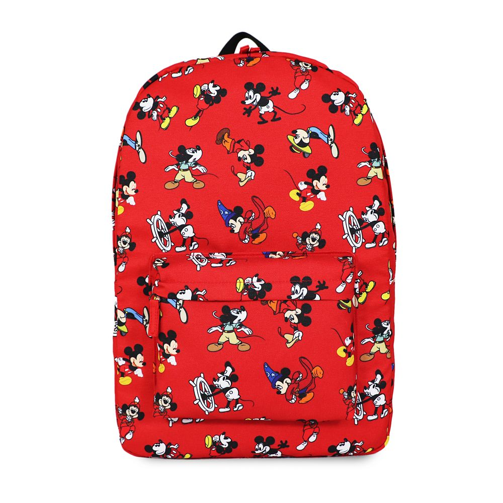 Mickey Mouse Through the Years Backpack Official shopDisney