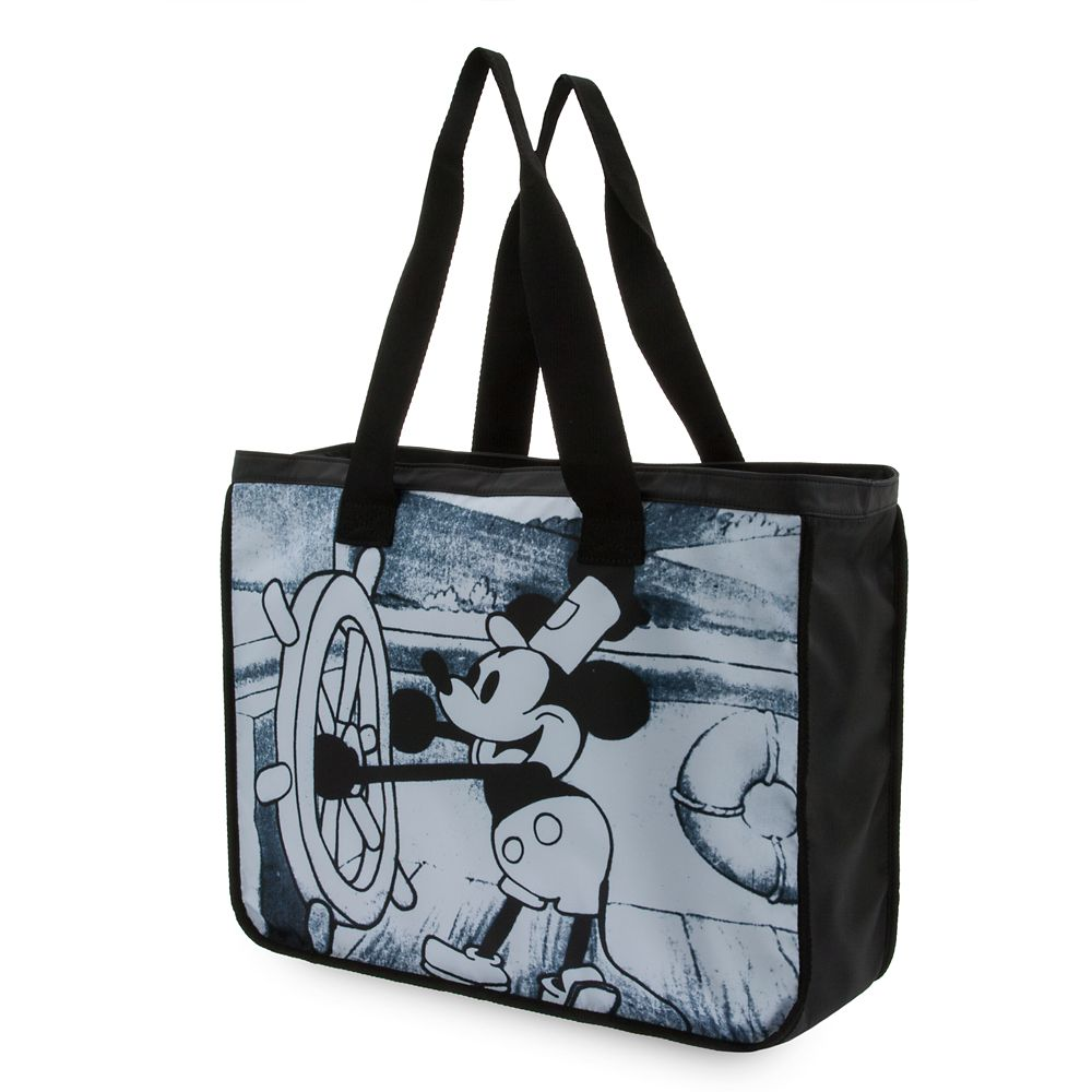 Mickey Mouse Steamboat Willie Tote