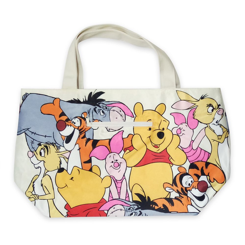 Winnie the Pooh and Friends Tote Bag
