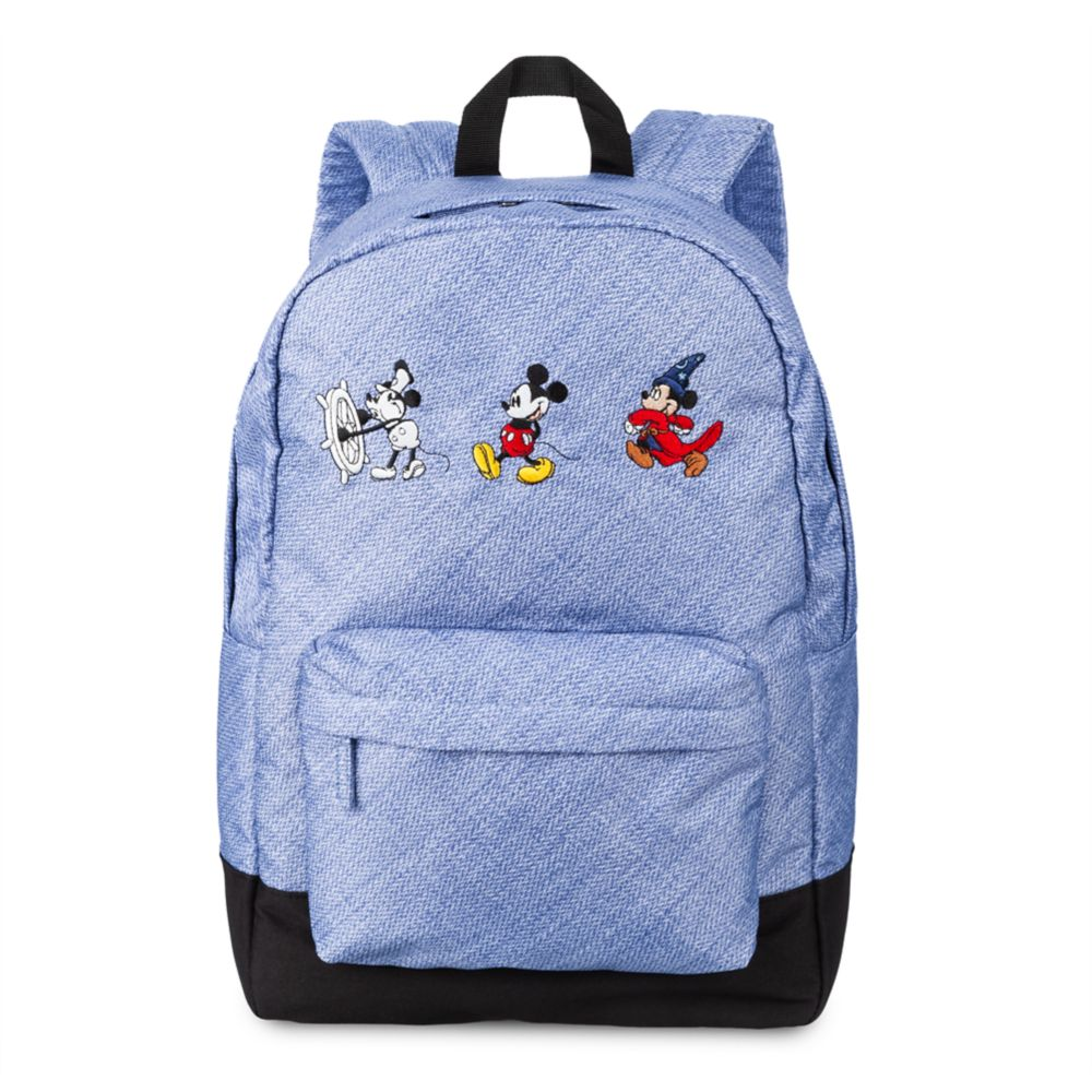 Mickey Mouse Through the Years Backpack for Adults