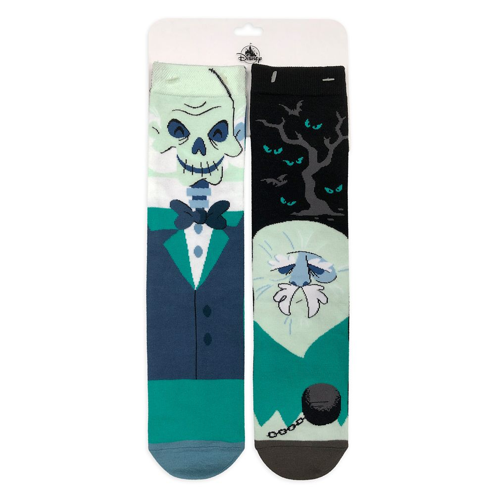 Hitchhiking Ghosts Sock Set for Adults – The Haunted Mansion
