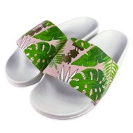 Mickey Mouse Tropical Slides for Adults