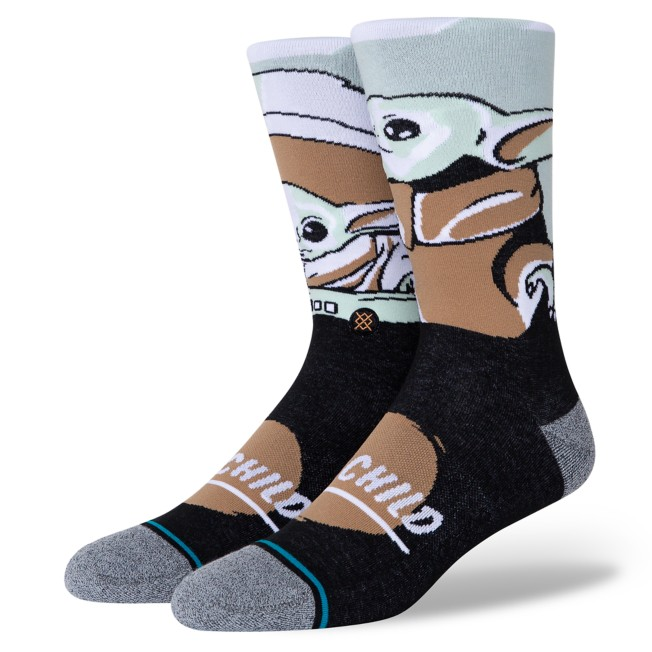 The Child Socks for Adults by Stance – Star Wars: The Mandalorian