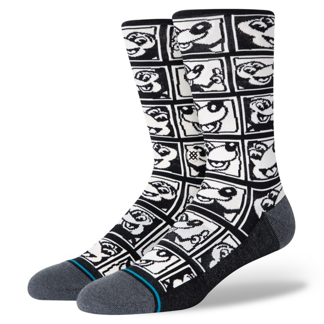 Mickey Mouse x Keith Haring 1985 Socks for Adults by Stance