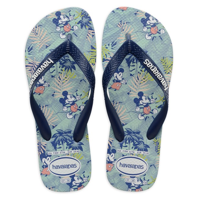 Mickey Mouse Flip Flops for Adults by Havaianas