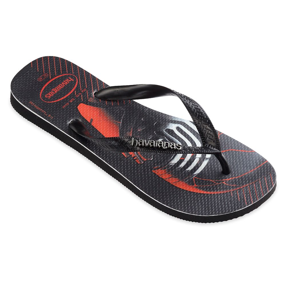 Kylo Ren Flip Flops for Adults by Havaianas