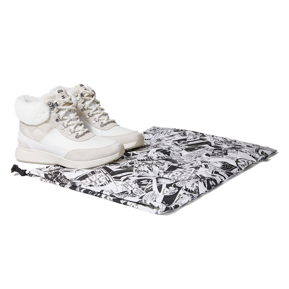 Princess Leia Sneaker Boots for Women by TOMS – Star Wars
