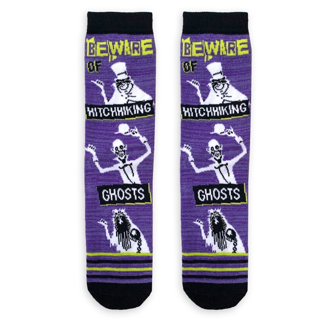The Haunted Mansion Socks for Adults