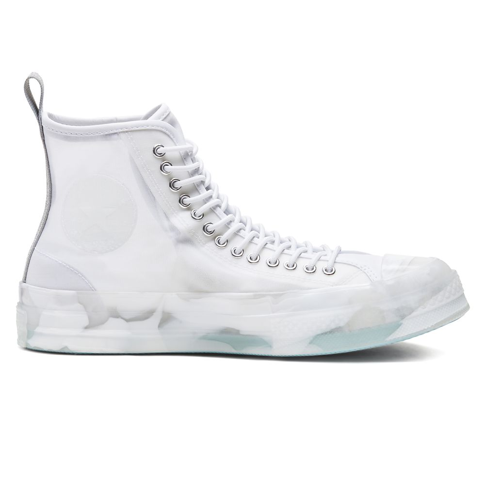 Frozen 2 High-Top Sneakers for Women by Converse – White