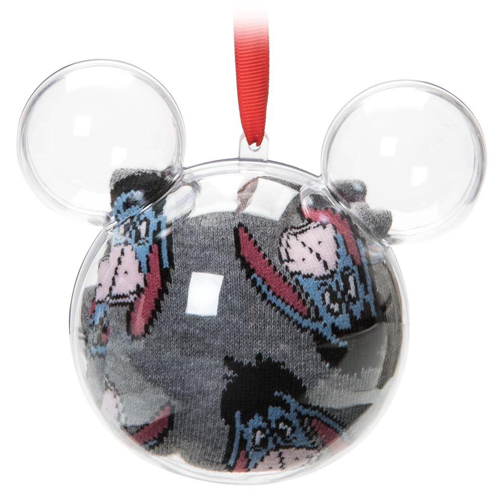 Eeyore Socks in Ornament for Adults