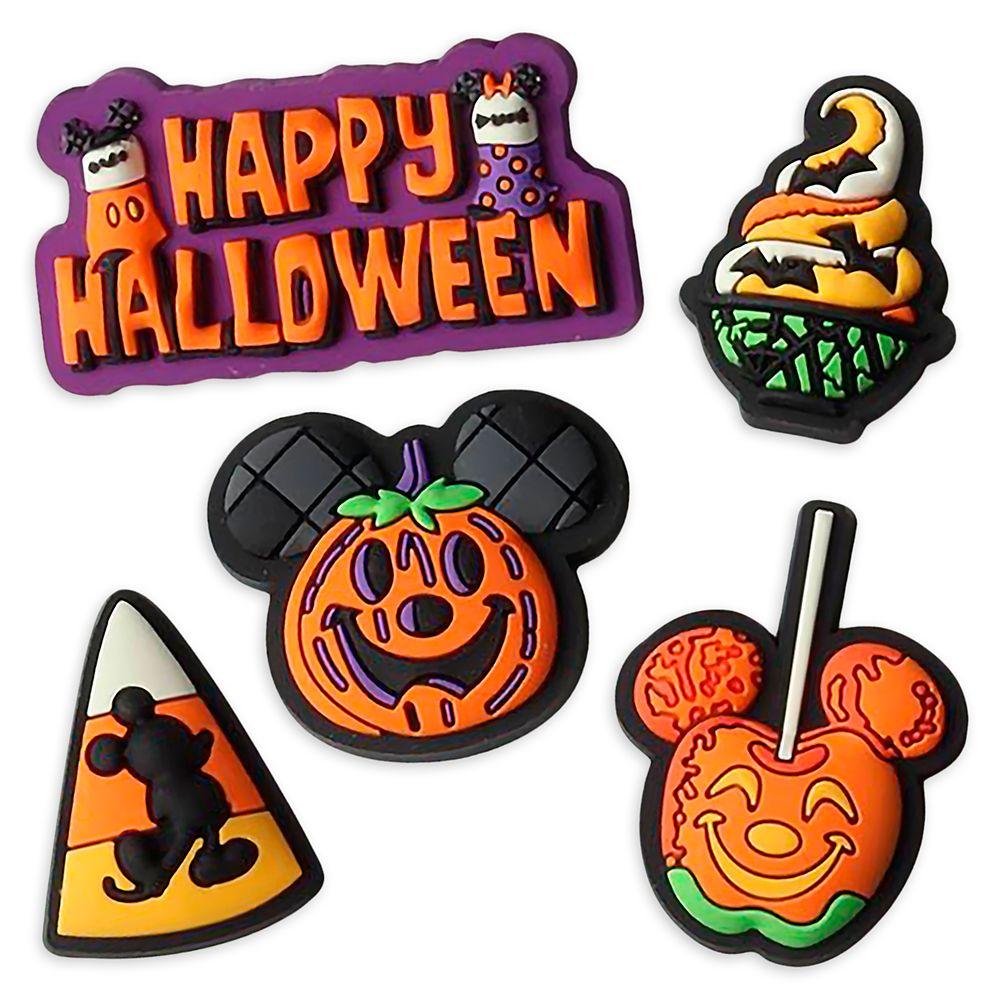 Mickey Mouse Halloween Jibbitz Set by Crocs