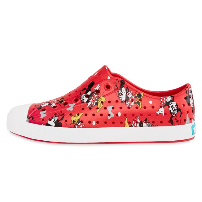Minnie Mouse Shoes for Women by Native Shoes
