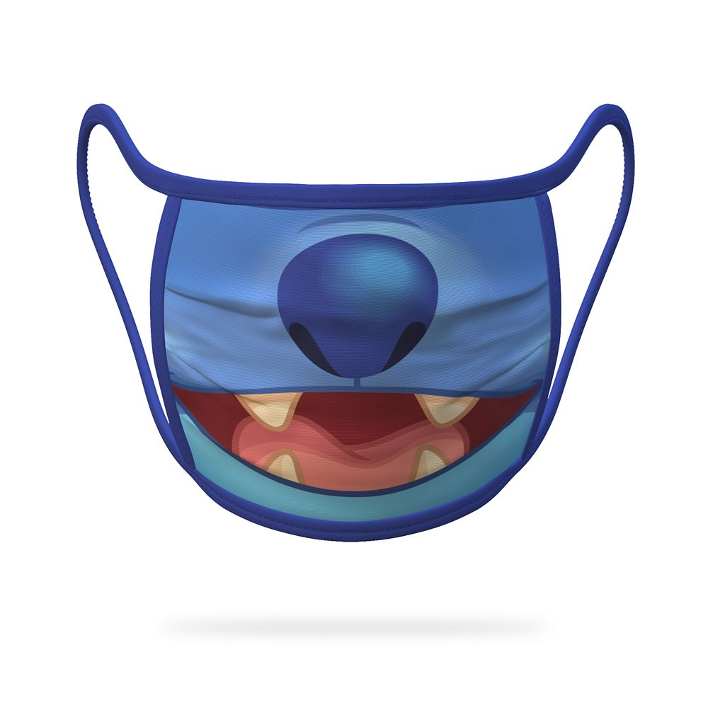 Disney Cloth Face Masks 4-Pack Set