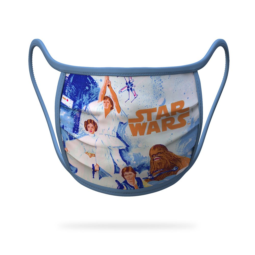 Youth Small – Star Wars Cloth Face Masks 4-Pack Set – Pre-Order