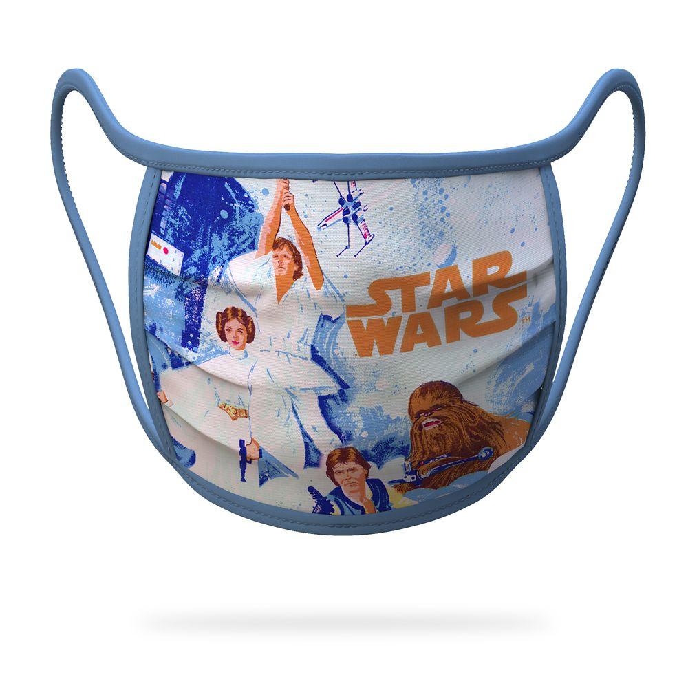 Youth Medium – Star Wars Cloth Face Masks 4-Pack Set – Pre-Order