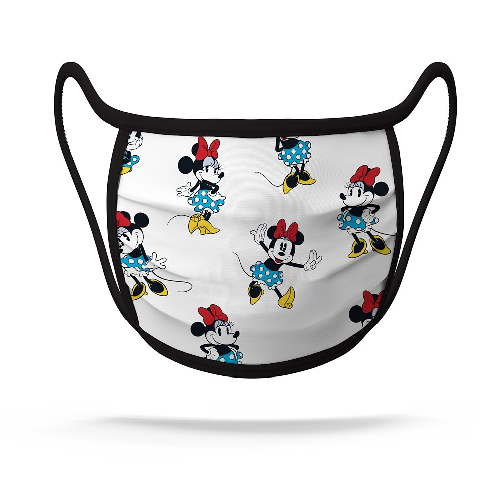 Cloth Face Masks 4-Pack – Minnie Mouse