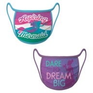 Cloth Face Masks 2-Pack – Ariel and Tiana