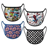 Cloth Face Masks 4-Pack – Marvel – Set 2