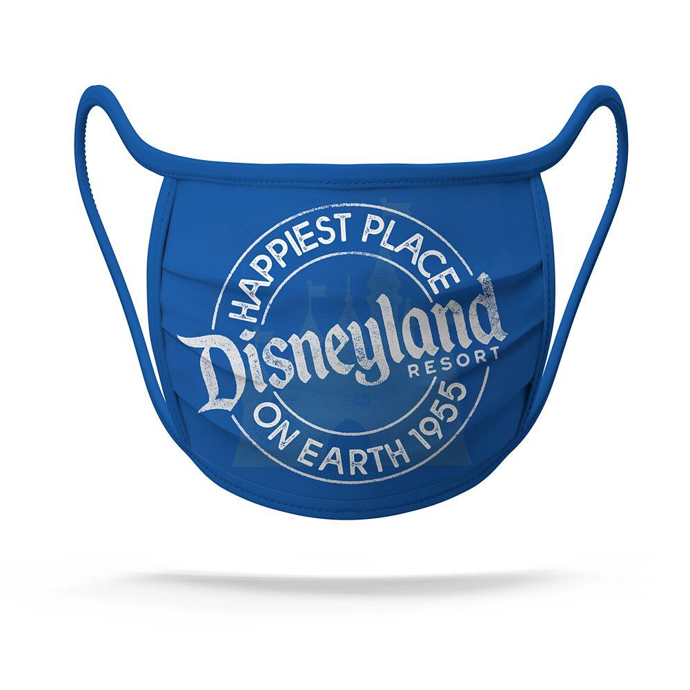 Cloth Face Masks 2-Pack – Disneyland