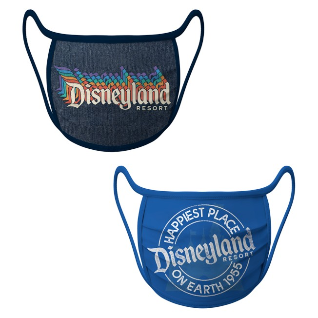 Cloth Face Masks 2-Pack – Disneyland