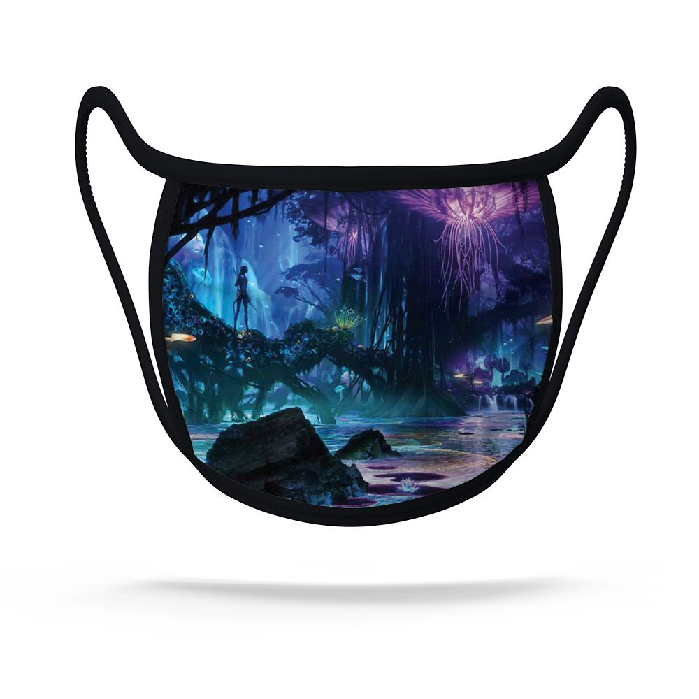 Cloth Face Masks 4-Pack – Pandora – The World of Avatar
