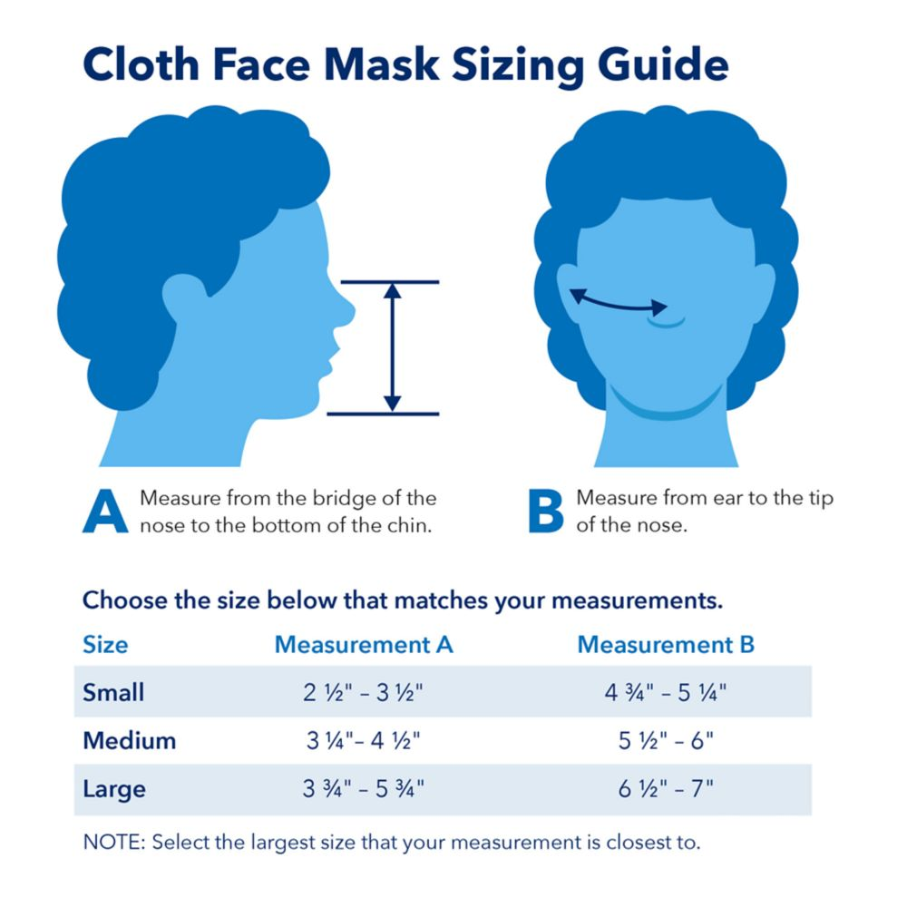Cloth Face Masks 2-Pack – Mickey Mouse Hearts – Limited Release