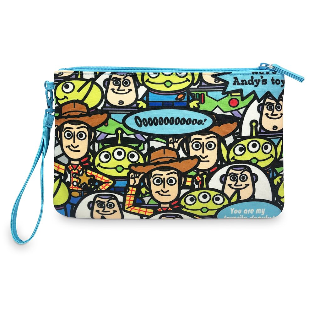 Toy Story Cosmetics Bag – Oh My Disney