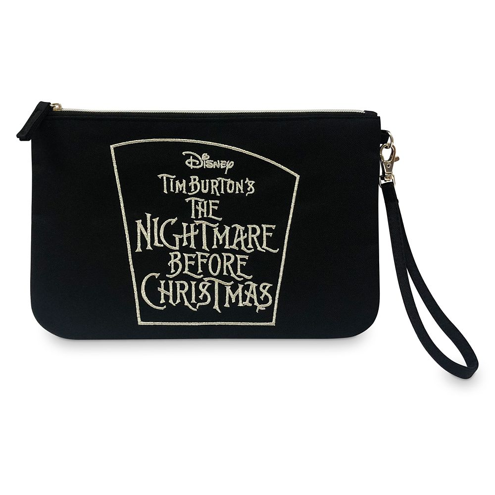 The Nightmare Before Christmas Cosmetics Bag