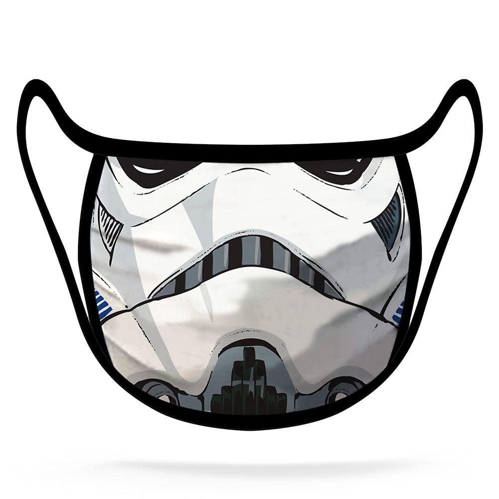 Cloth Face Masks 4-Pack – Star Wars – Set 2
