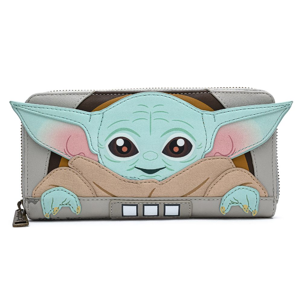 The Child Loungefly Wallet – Star Wars: The Mandalorian
