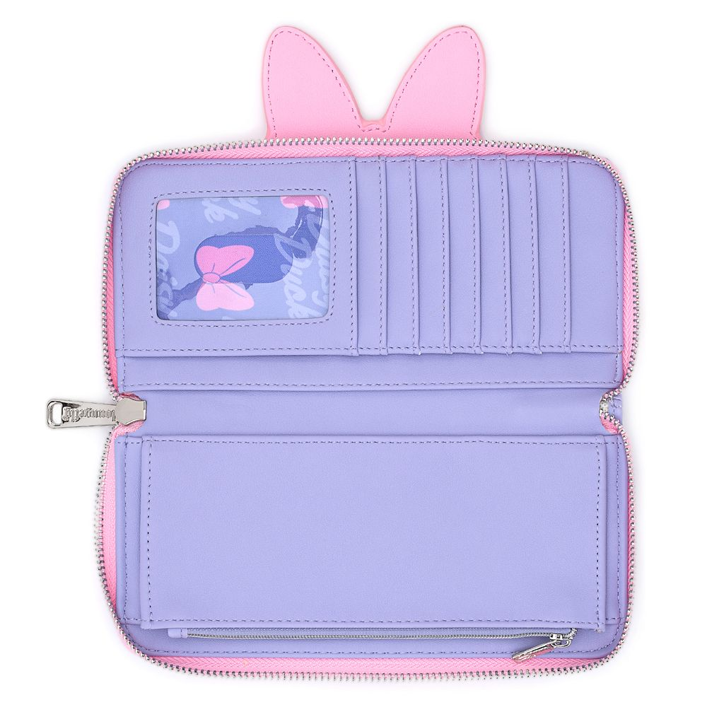 Daisy Duck Wallet by Loungefly