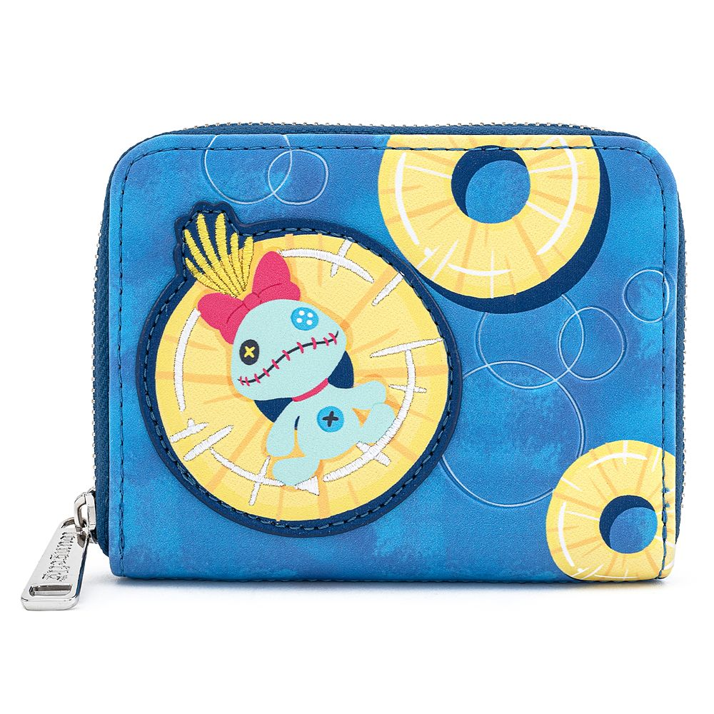 Stitch and Scrump Wallet by Loungefly