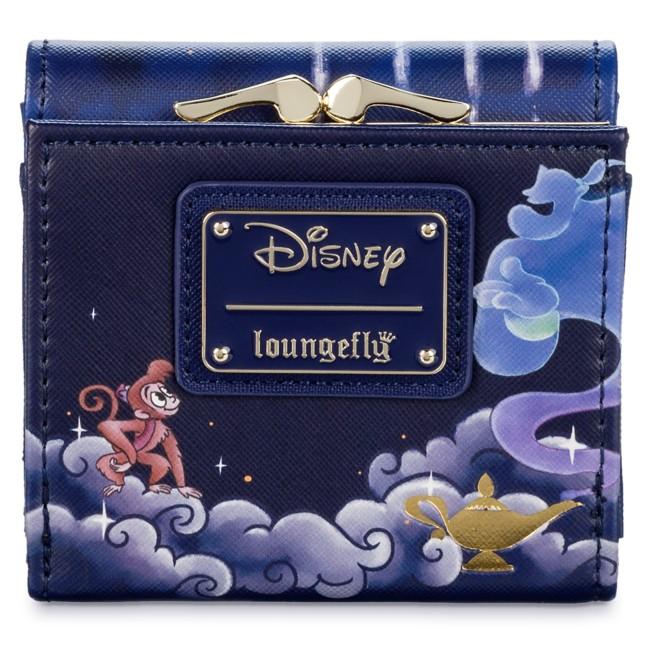 Jasmine Loungefly Wallet – Aladdin