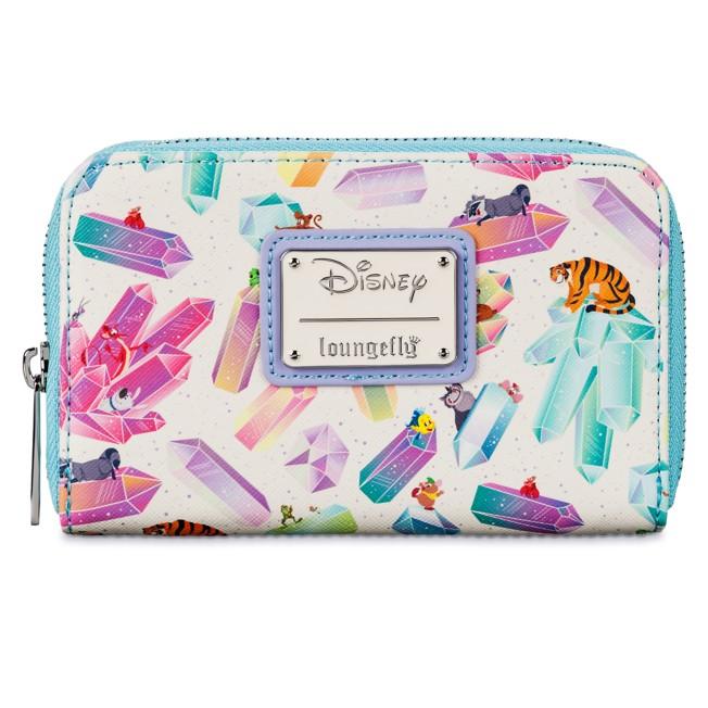 Disney Princess Sidekicks Loungefly Wallet