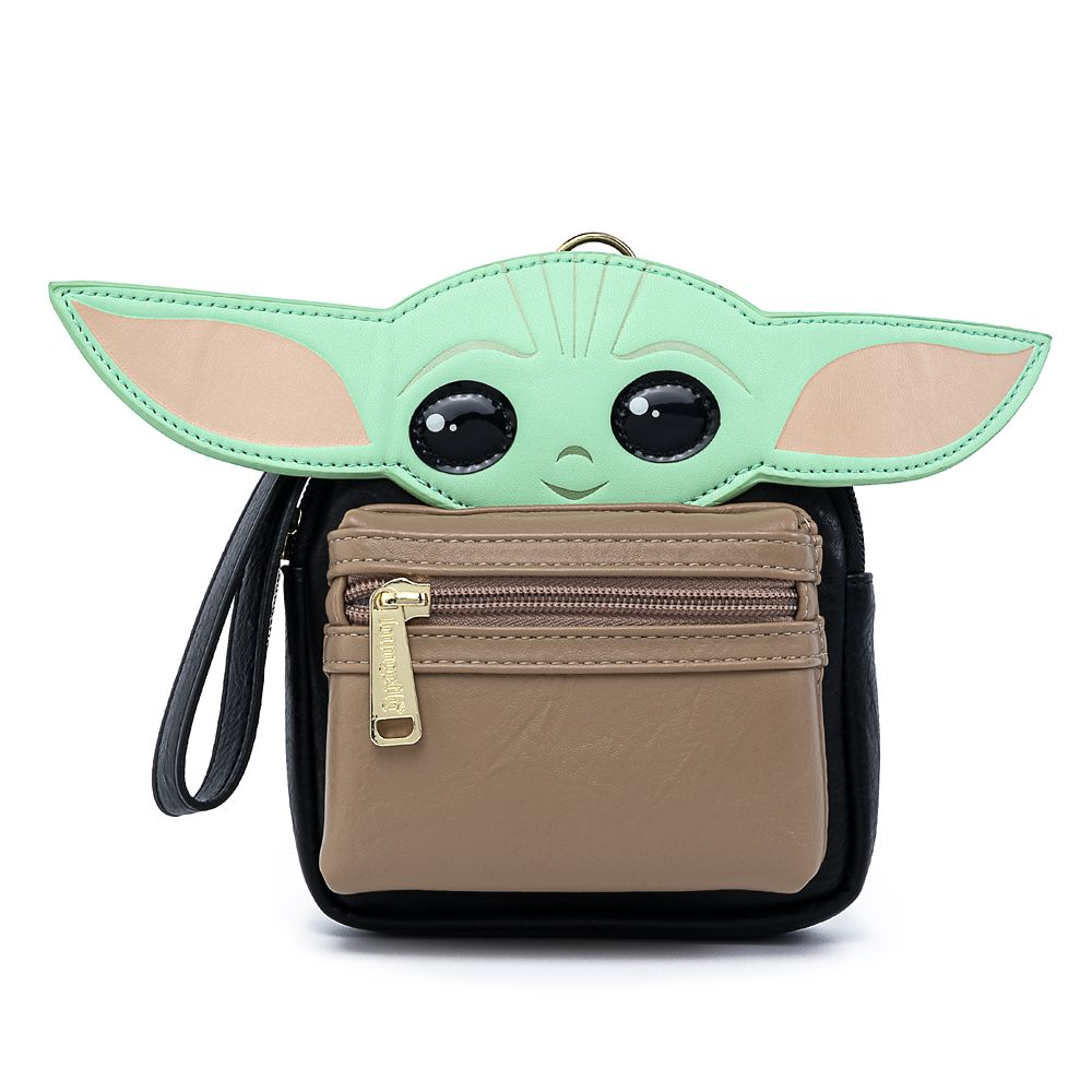 The Child Loungefly Wristlet – Star Wars: The Mandalorian