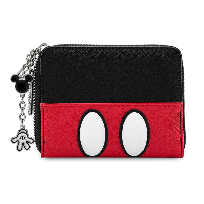 Mickey Mouse Shorts Wallet by Loungefly