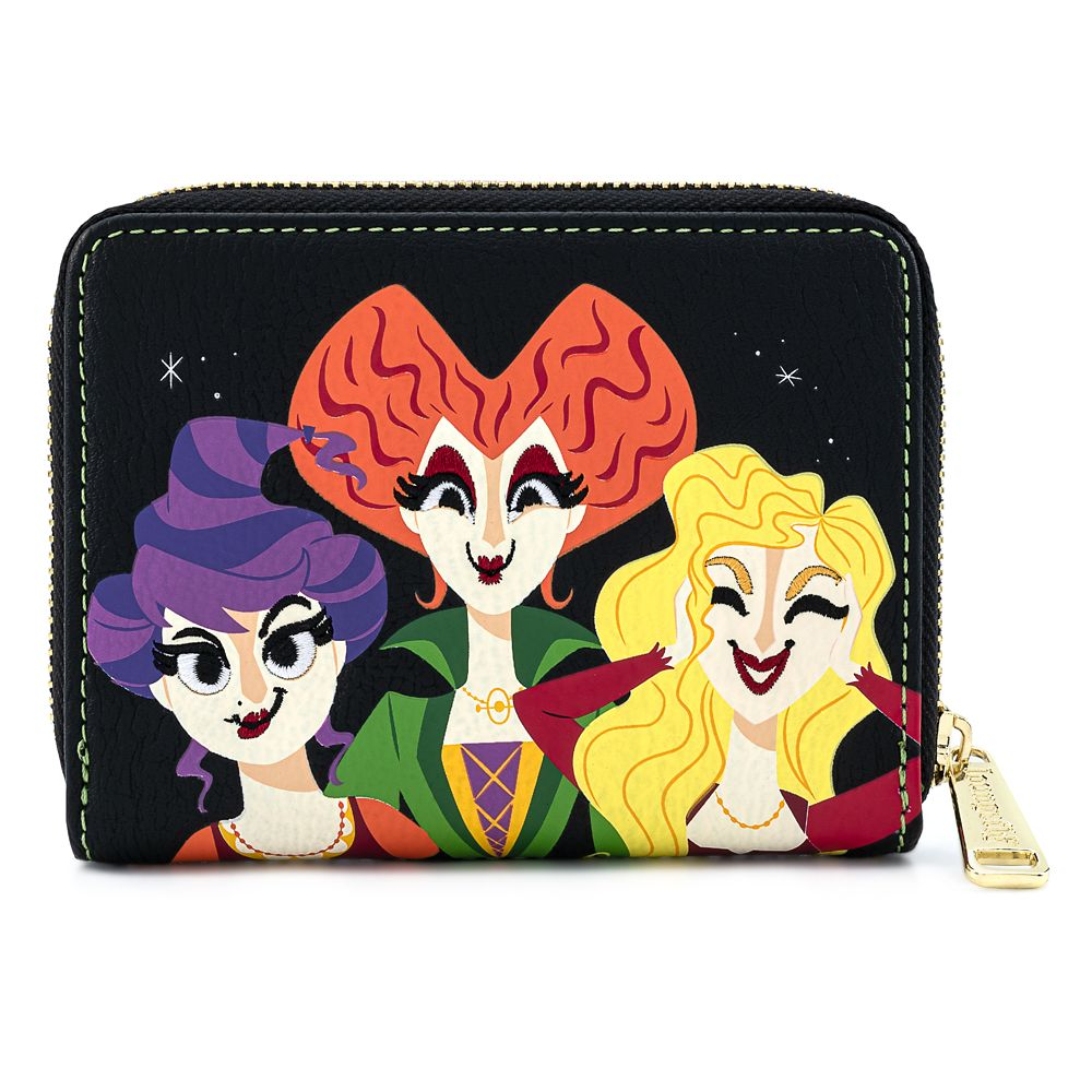 Hocus Pocus Wallet by Loungefly