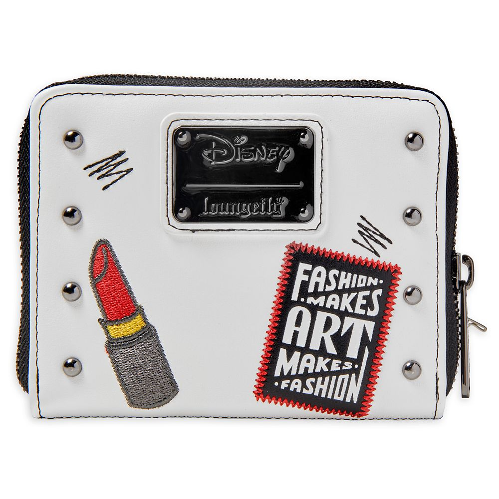 Cruella Loungefly Wallet  Live Action Official shopDisney
