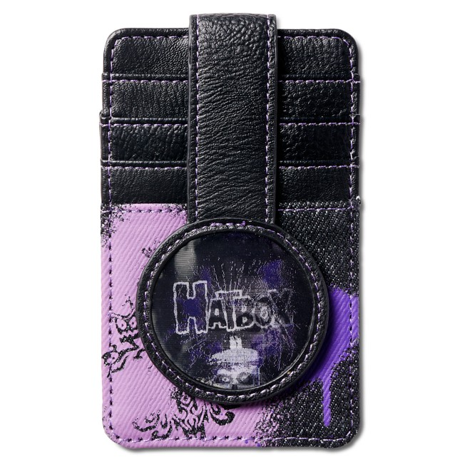 The Haunted Mansion Card Wallet