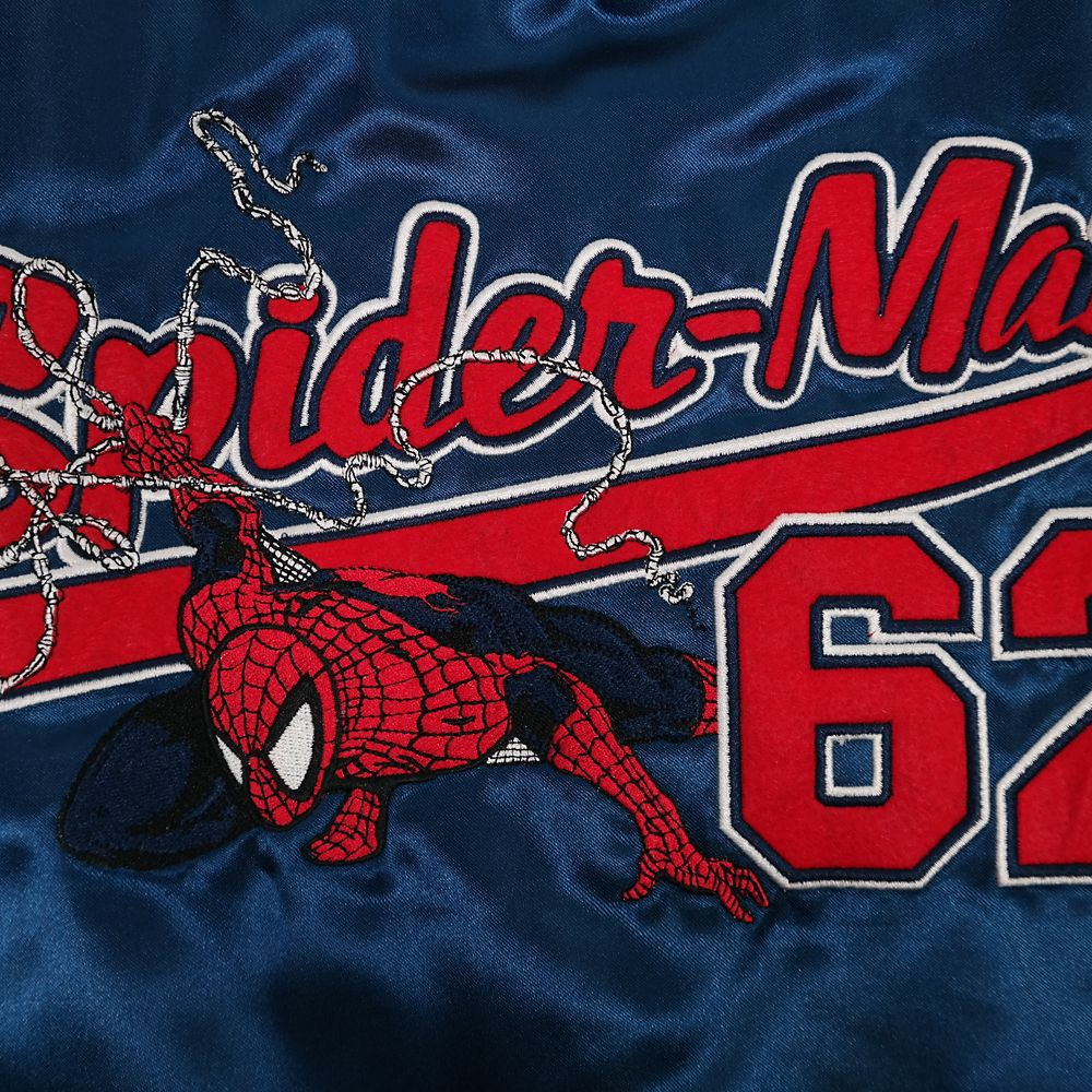 Spider-Man Varsity Jacket for Men