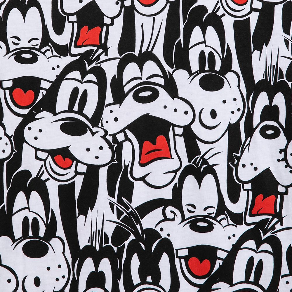 Goofy T-Shirt for Adults – Mickey & Co.