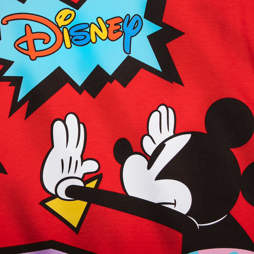 Mickey Mouse Retro Graphic T-Shirt for Adults – Mickey & Co.