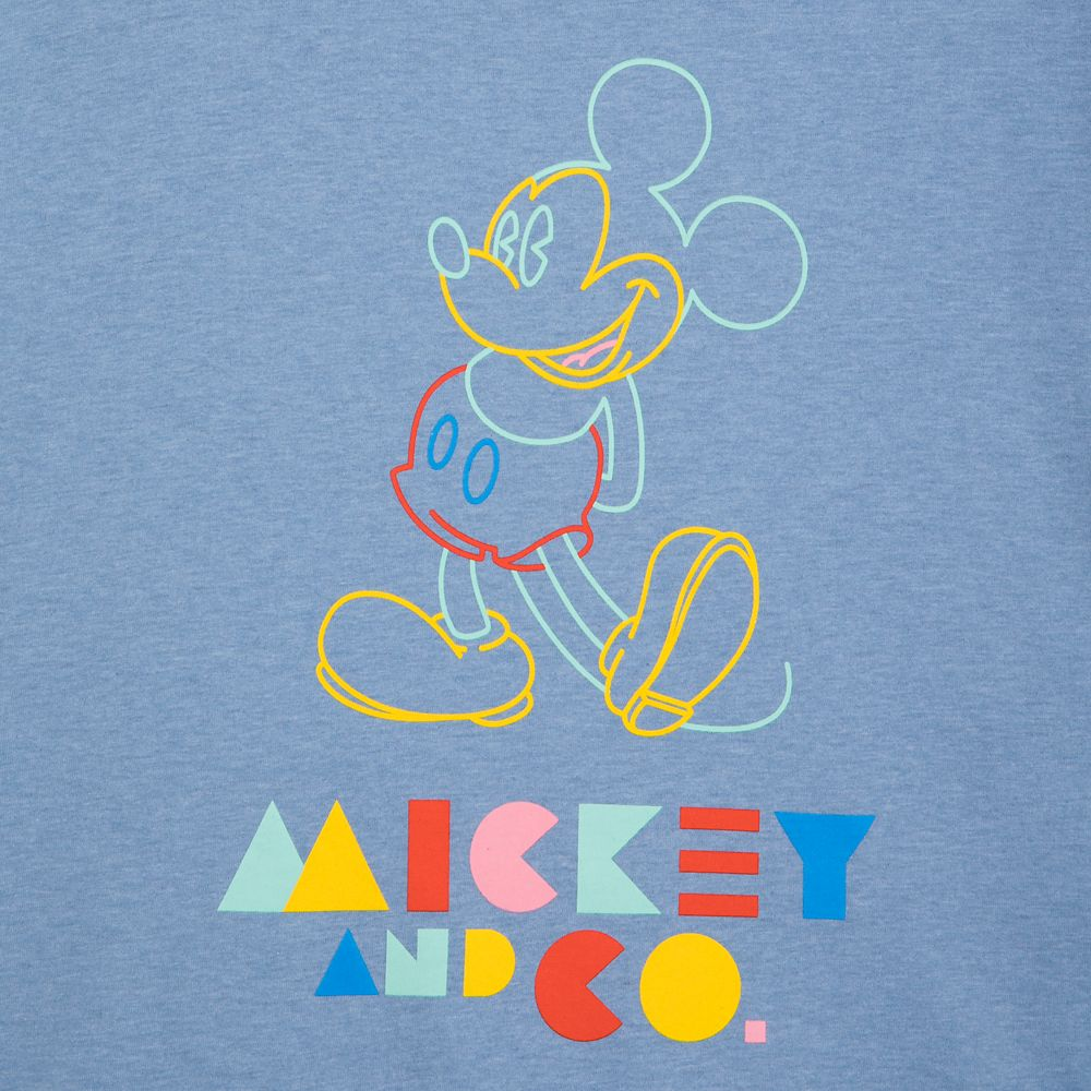 Mickey & Co. Ringer T-Shirt for Adults – Mickey & Co.