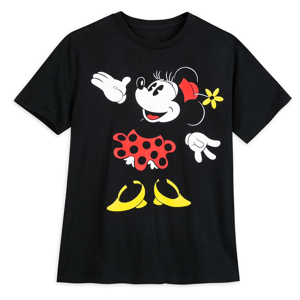 Minnie Mouse T-Shirt for Adults – Mickey & Co.