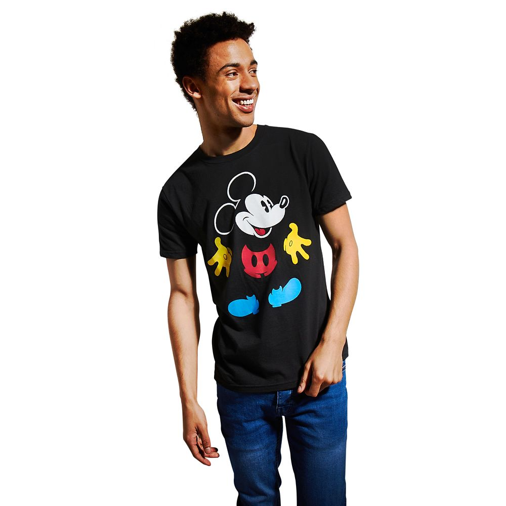 Mickey Mouse T-Shirt for Adults – Mickey & Co.