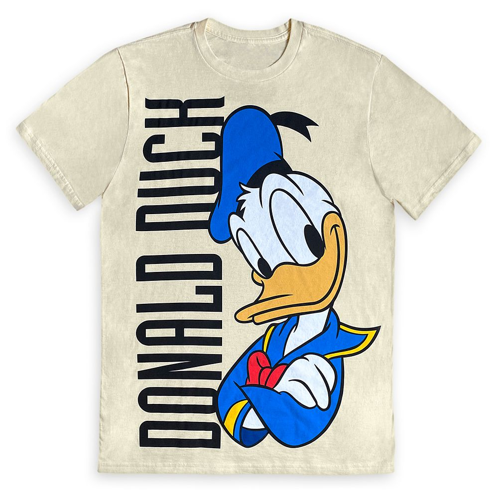 Donald Duck T-Shirt for Adults – Mickey & Co.
