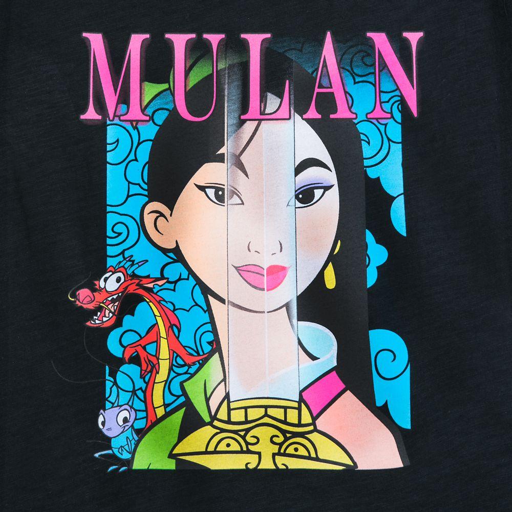 Mulan T-Shirt for Adults