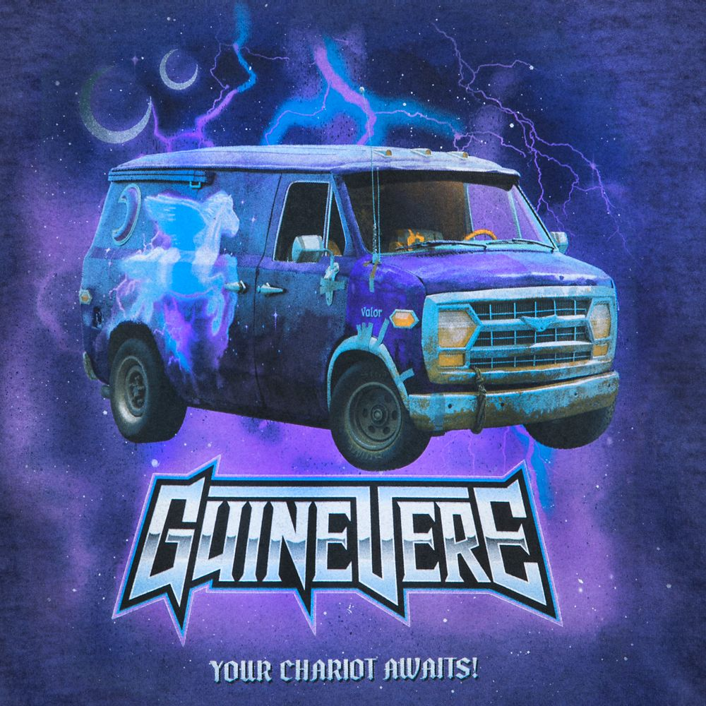 Guinevere T-Shirt for Adults – Onward